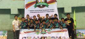 UKM Sepak Bola FH-UH Juara Satu Turnamen Misekta Cup
