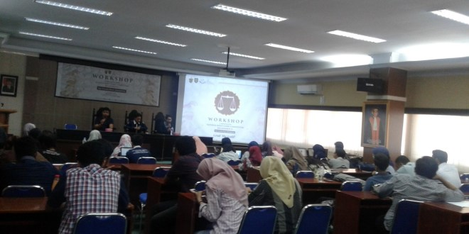 ALSA Adakan Workshop NMCC