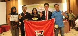 Tim FH-UH Kembali Menangkan Debat Konstitusi MPR-RI Regional