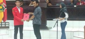 Wiriawan Bernadus Resmi Dilantik sebagai Ketua Ledhak
