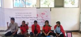 Mahasiswa KKN Unhas Adakan Sosialisasi UU ITE