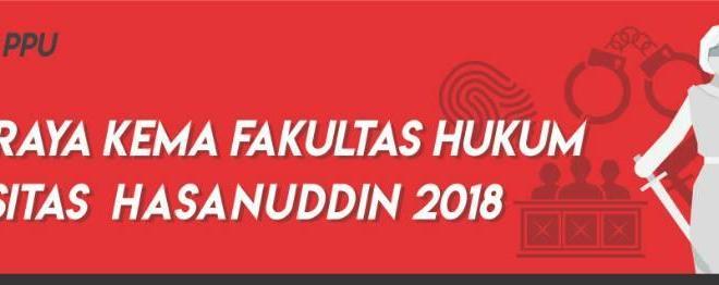 PPU FH-UH : Ada Dua Paslon Presiden-Wakil Presiden BEM dan 11 Calon Anggota DPM