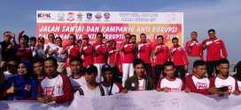 Wakil Ketua KPK Laode Syarif Membuka ACS di Makassar