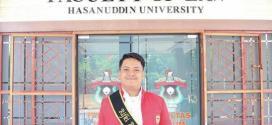 Rifki Riyadi Murti Ramadhan Jadi Wisudawan Terbaik FH-UH