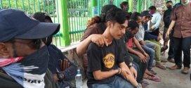 Aksi Kamisan Santuy Direpresif Ormas Reaksioner