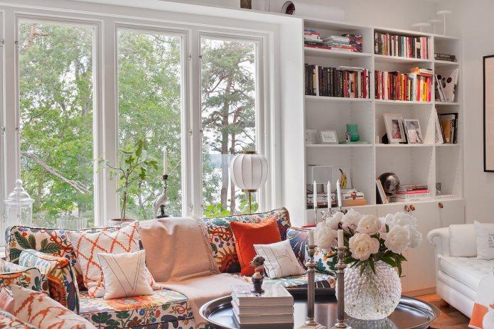 Vardagsrum fönster