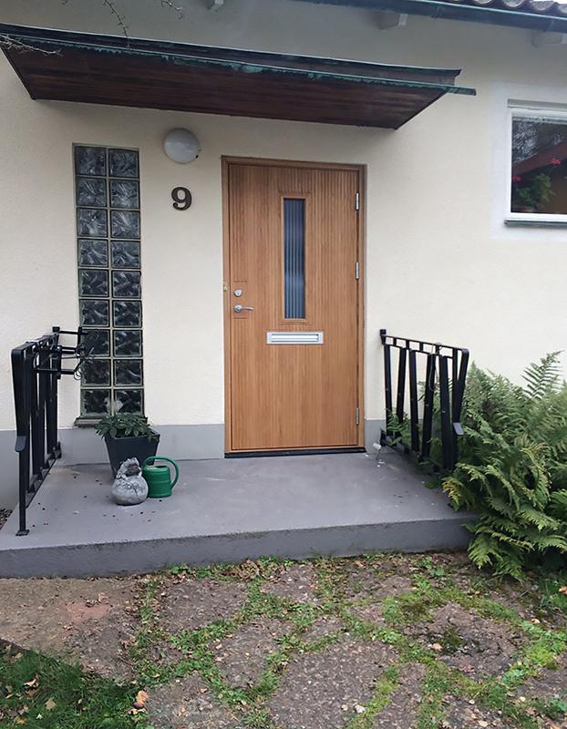 Klassisk dörr modell Arild