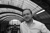 Michael dans le Musée d'Orsay