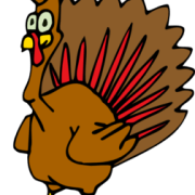 Illustration for Thanksgiving From the Turkey's Point of View Writing Assignment