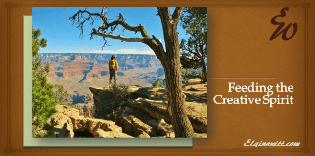 Creative Spirit Restored: Hello, Grand Canyon