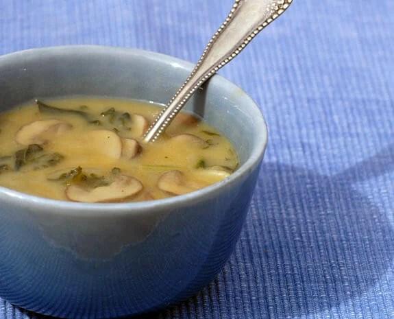 Paleo Kid's Favorite Pea Soup
