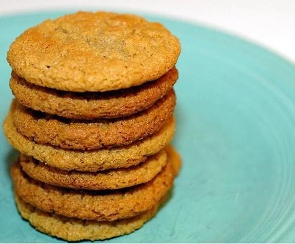 Paleo Gluten Free Gingerbread Drops
