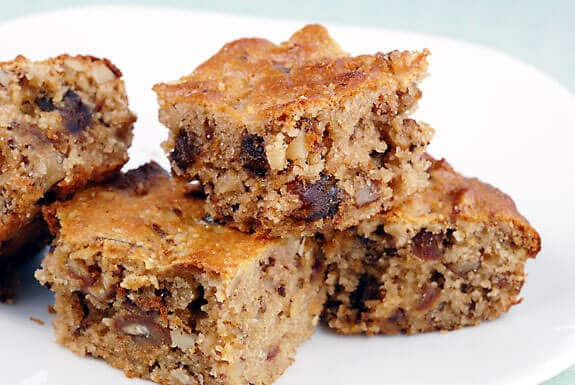 Paleo Date and Nut Bread