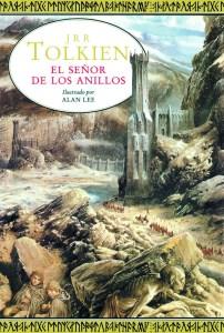 El Señor de los Anillos de J.R.R. Tolkien, ilustrado por Alan Lee