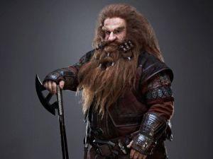 Peter Hambleton como Glóin