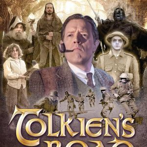 Poster Tolkiens Road - copia