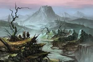 La Cima de los Vientos, según Mariusz Gandzel