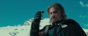 Sean Bean como Boromir