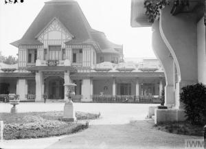 Hospital Duchess of Westminster (julio 1917) © IWM (Q 3904)