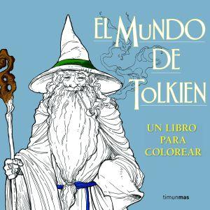 El mundo de Tolkien. Un libro para colorear