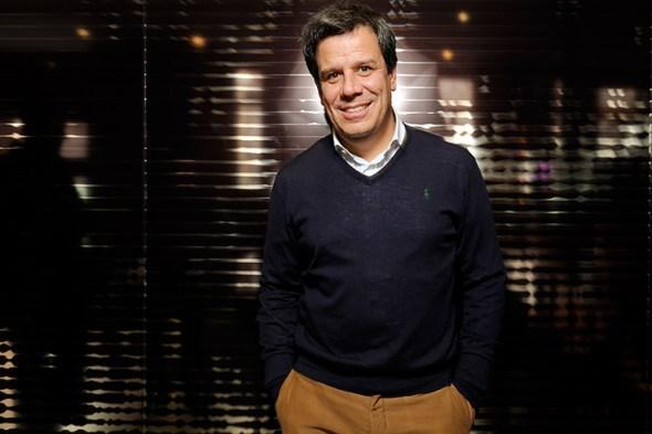 El neurólogo y neurocientífico Facundo Manes. Foto: Roberto Villalón.