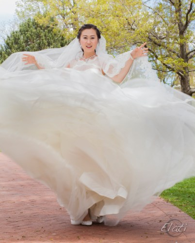 Beautiful Chinese Bride