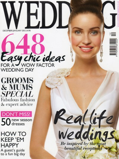 Wedding Magazine | elbiehairandmakeup