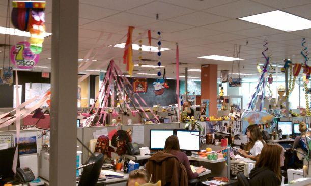Aspecto oficina zappos.com