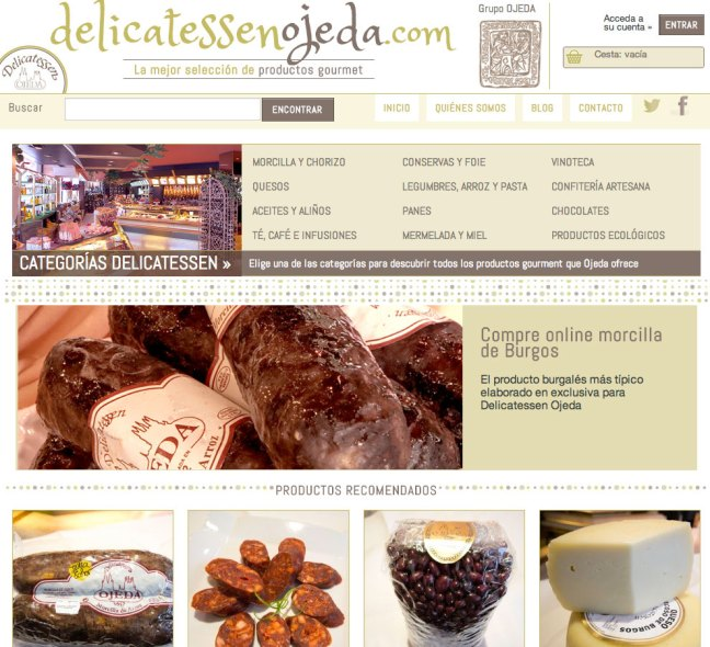 delicatessen ojeda