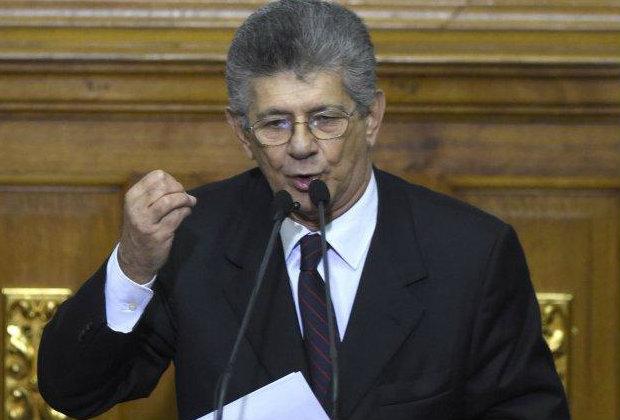 gonzalo-morales-Venezuela--Henry-Ramos-Allup-dijo-que-la-emergencia-econ-mica-es--inconstitucional-