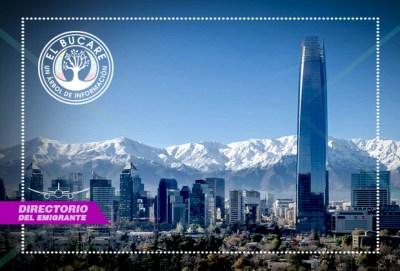 emigrar a Chile desde Venezuela