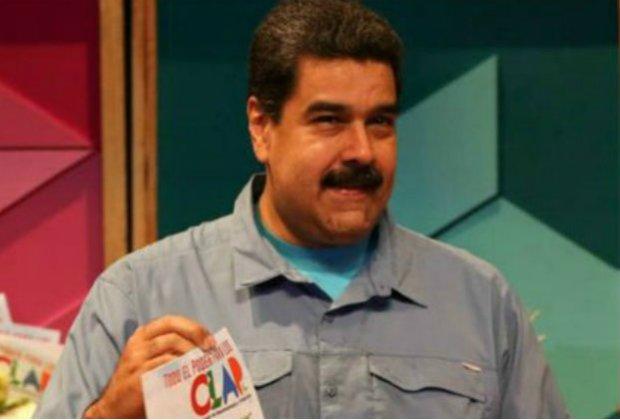 Captura-Maduro