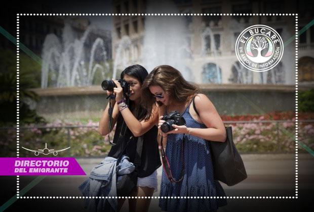 estudiantes en Barcelona