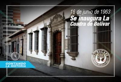 Cuadra Bolívar