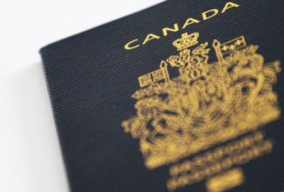 Canada-Pasaporte