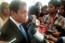 El ministro de Trabajo y Promoción de Empleo, Daniel Maurate Romero.