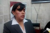 Gerente de Desarrollo e Inclusión Social del Gobierno Regional, Erika Cuba Días.