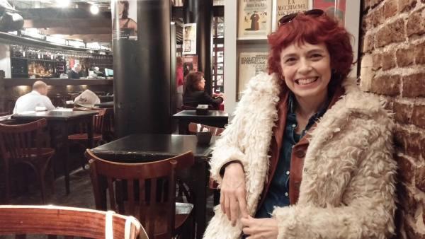 Cristina del Gaudio_escritora_nada personal_el club del escenario