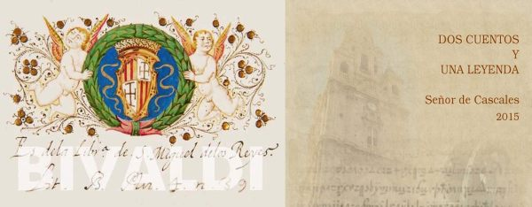 Portada artículo dos cuentos y una leyenda con imagen archivo digital de valencia-Señor de Cascales-El club del escenario