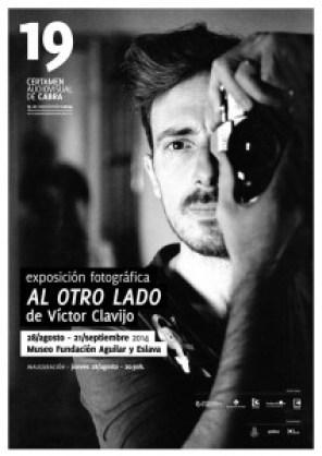 Víctor Clavijo_Actor_Exposición fotográfica_Al otro lado_certamen audiovisual de cabra_Nada Personal_El Club del Escenario