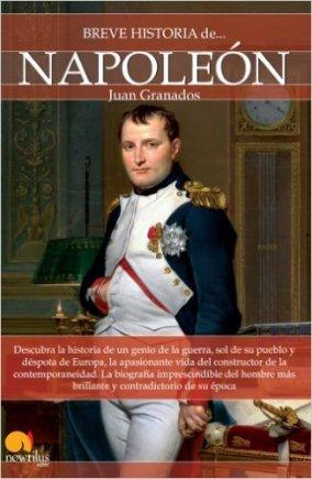 Juan Granados_Breve historia de Napoleón_Nada Personal_El Club del Escenario
