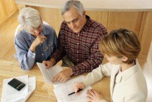 counseling, eldercare services, caregiving
