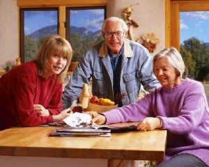 caregiving, elder care, caring for aging parents
