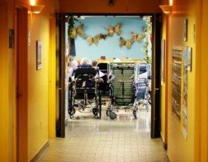 eldercare, nursing home