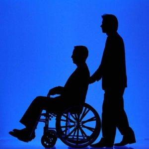 senior help, wheelchair ramp