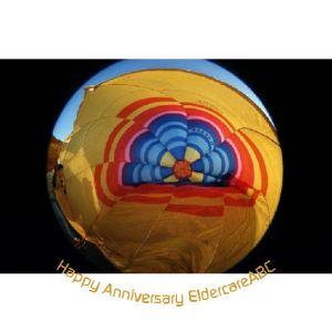 Happy Anniversary EldercareABC, Inc