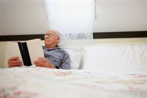 senior care staying at home