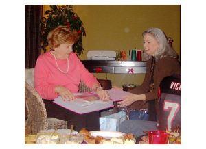 Alba Christmas, caregiving, holiday giving ideas