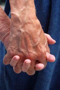 moving elderly parent