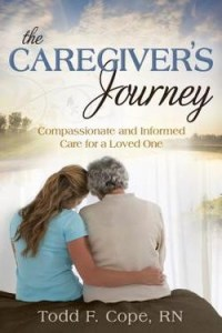 The caregiver journey book cover